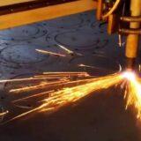 Metalo pjovimas plazma Įranga