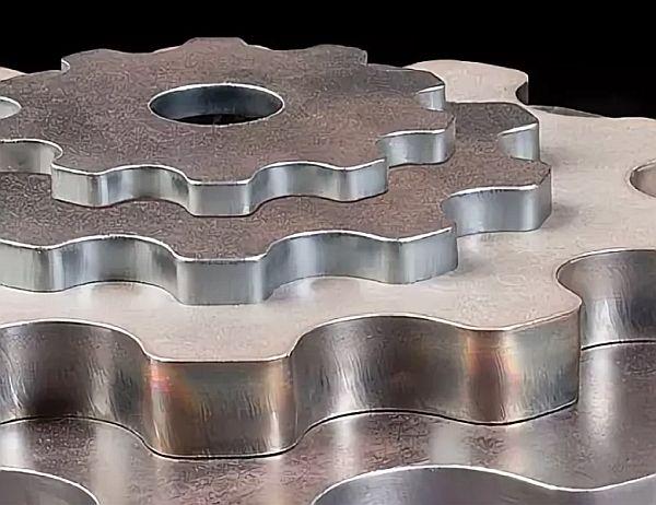 Aliuminio pjovimas plazma